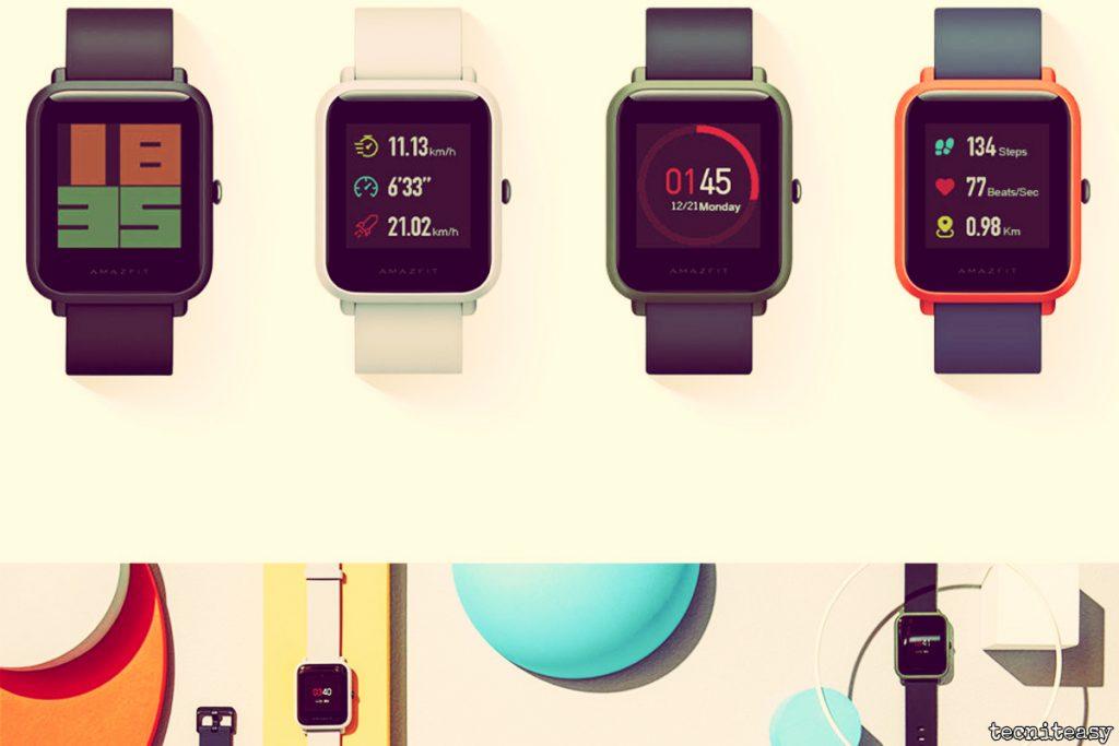 Funcionalidades smartwatch