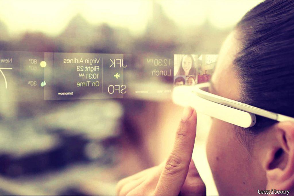 Vision Google Glass